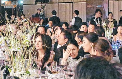 Vicki Zhao, Faye, and Na Ying.