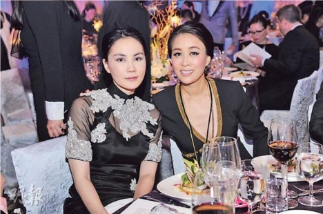 Faye and Na Ying