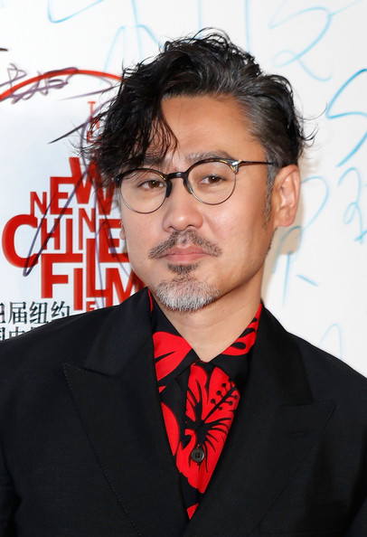 Wu Xiubo at the 4th New York Chinese Film Festival Opening Night at Alice Tully Hall at Lincoln Center on November 5, 2013.